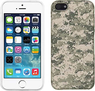 Mundaze Mundaze Digital Camo Phone Case Cover for Apple iPhone SE/5S/5