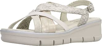 24 Horas Women Sandals and Slippers Women 93718 Multicolor 3.5 UK
