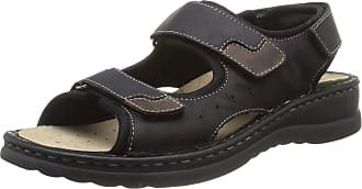 Rohde Mens Augsburg Sandals, Black (Schwarz 90), 11 10.5 UK