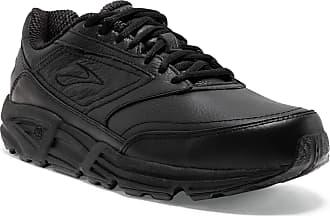 Brooks Womens Addiction Walker Wide Running Shoes 1200321D001 Black 5.5 UK, 38.5 EU, 7.5 US Wide
