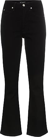 Eve Denim Calça jeans flare - Preto