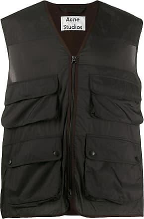 Acne Studios lightweight cargo jacket - Black