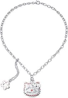 Chow Sang Sang Hello Kitty Sterling Silver Necklace