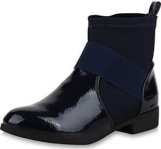 Scarpe Vita® Damen Winterschuhe in Blau | Stylight