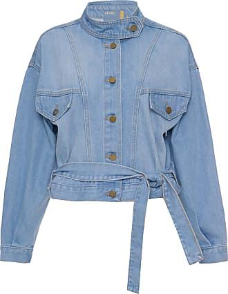 Cruisè Jeans Jaqueta Bonnet Azul - Mulher - 36 BR
