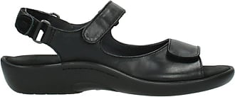 Wolky Sandals 1300 Salvia - 300 black leather - 38
