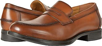3ea5ac7a037 Florsheim Midtown Penny Slip-On (Cognac Smooth) Mens Slip-on Dress Shoes