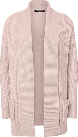 Fadenmeister Berlin Long cardigan in Pure cashmere in premium quality Fadenmeister Berlin pale pink