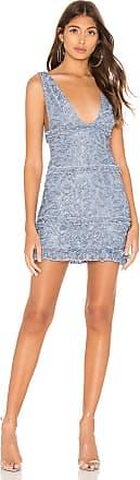 NBD Anyssa Mini Dress in Baby Blue