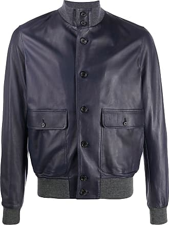 Eleventy front button jacket - Blue