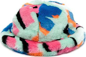 Kirin faux fur cloche hat - Green