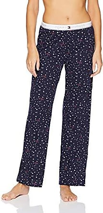 Blue Tommy Hilfiger Womens Lounging Pants Large