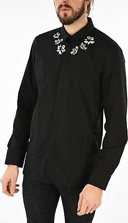 Neil Barrett Floral Printed Shirt size S