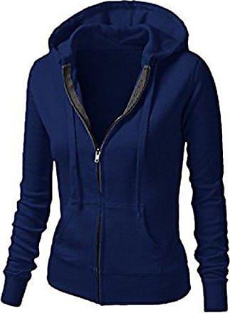 Sweatjacken für Damen in Blau: Jetzt bis zu −50%   Stylight