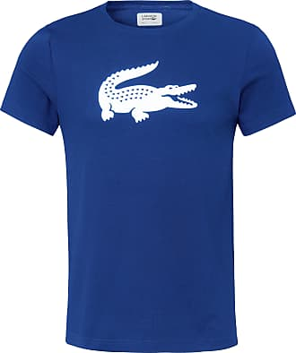 Lacoste Top short sleeves Lacoste blue