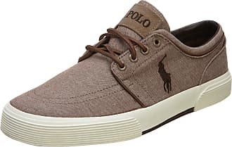 Polo Ralph Lauren Faxon Low Sneaker Tan