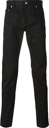 Saint Laurent Calça jeans slim - Preto