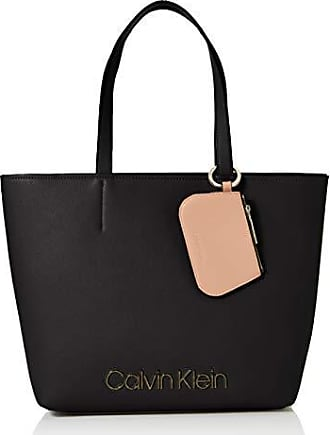 Calvin Klein Damen Ck Must Medium Shopper Tote, Grün (LIME