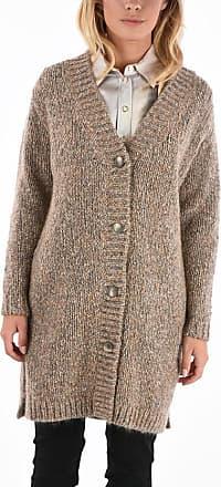 Fabiana Filippi V-Neck Long Cardigan size 42