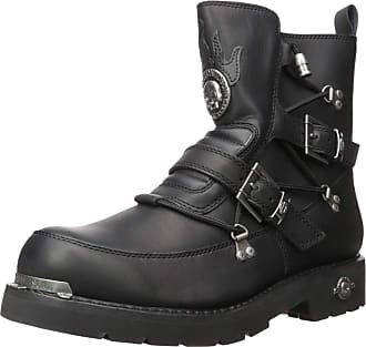 Harley-Davidson Harley-Davidson Mens Distortion Motorcycle Boot black 18.0 M US
