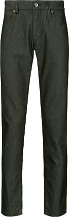 Durban slim-fit trousers - Black