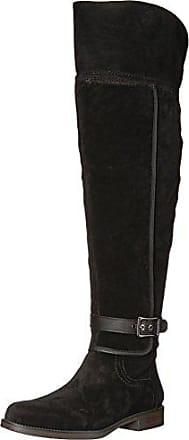 77322044b15 Franco Sarto Womens Crimson Wide Calf Over the Knee Boot
