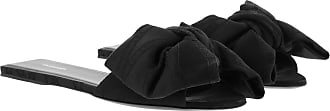 Balenciaga Loafers & Slippers - Bow Slides Black - black - Loafers & Slippers for ladies