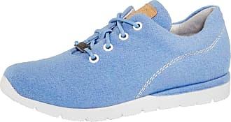 Jana 772689 Mens Lace-Up Shoes Da.-Lace-Up 8-23605-33 802 Blue Blue Size: 7 UK