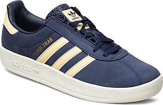 adidas Originals Trimm Trab Samstag Låga Sneakers Blå Adidas Originals