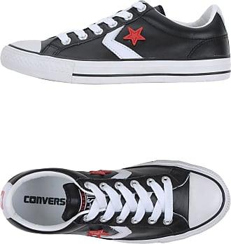 scarpe converse pelle