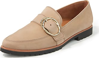 Paul Green Loafers gold-coloured buckle Paul Green beige