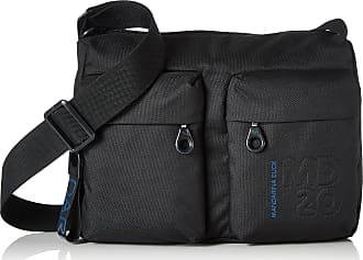Mandarina Duck Womens Md20 Minuteria Messenger Bags, Blue (Dress Blue), 10x21x28.5 cm (B x H x T)
