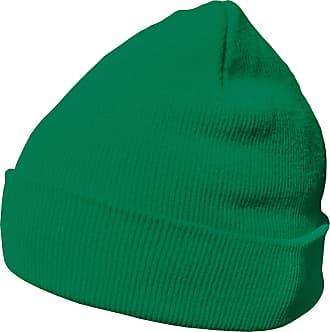 DonDon winter hat beanie warm classical design modern and soft green