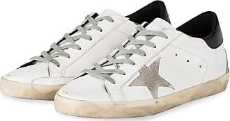 Golden Goose Sneaker SUPERSTAR - WEISS