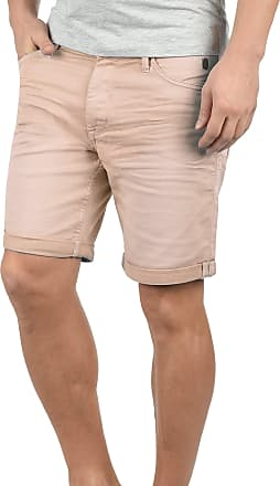 Blend Diego Mens Denim Jeans Shorts Stretch Slim- Fit, Size:XXL, Colour:Cameo Rose (73835)