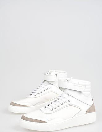 Corneliani ID Fabric and Leather High Sneakers size 9