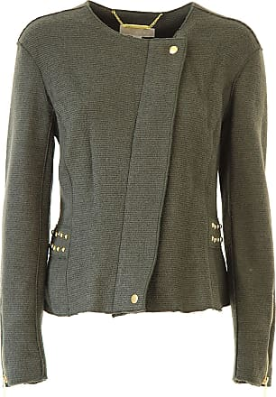 1f147852a1a Michael Kors Jacket for Women, Ivy Green, polyester, 2017, 40 44