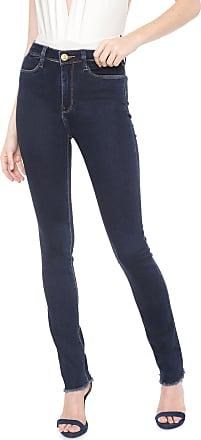 Carmim Calça Jeans Carmim Skinny Nice Azul-marinho