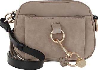 See By Chloé Cross Body Bags - Tony Crossbody Bag Motty Grey - grey - Cross Body Bags for ladies