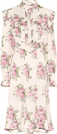 Paco Rabanne Floral midi dress