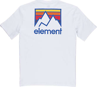 Element Joint Short Sleeve T-Shirt X Large Optic White