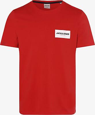 Jack & Jones Herren T-Shirt - Jcowaka rot