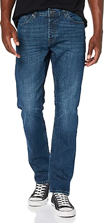 Only & Sons Mens Onsweft Washed Dcc 3614 Noos Straight Jeans, Blue (Blue Denim Blue Denim), W28/L32 (Size: 28)