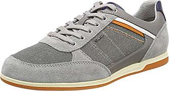 EU Sneakers 39 Gris Grey Stone Geox Lt Basses U B Homme Renan 4qnvPtU