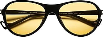 District Vision District vision Kaishiro sunglasses BLACK YELLOW U