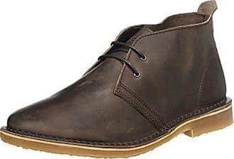 8b839302e75 Jack   Jones Jfwgobi Leather Chocolate Brown