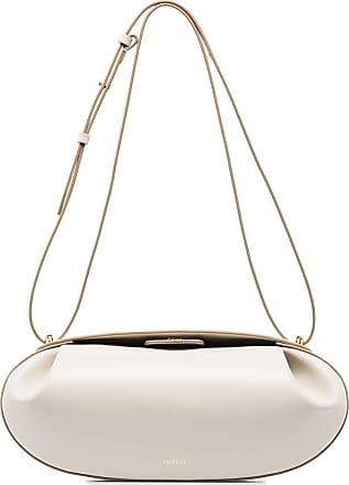 Yuzefi Baton shoulder bag - White