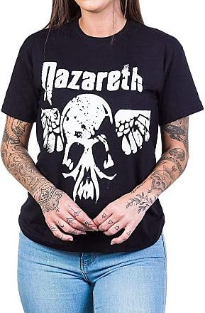 Bandalheira Camiseta Nazareth Logo c/Estampa Frente e Costas