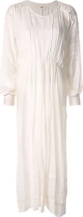 Isabel Marant Vestido longo Oceane - Branco