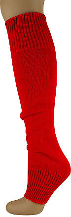 MySocks Leg Warmers Red